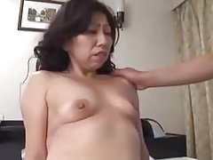 Asian Creampie Japanese Mature