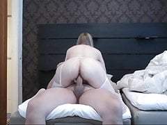 cock Milf Mom Stockings