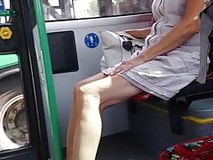 Bus Feet German Mom
