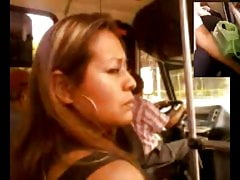 Bus Mature Mexican Milf