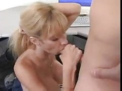 big-tits Milf Mom Office