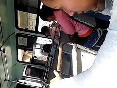 Bus Mexican Milf Mom