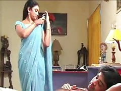 Blowjob Indian Mature Milf