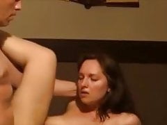 Amateur Brunette Mom Old And Young (18+)