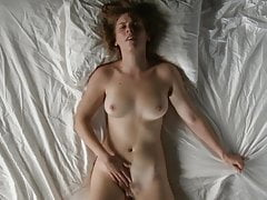 German Milf Mom Orgasm