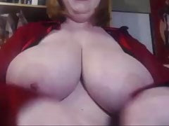 Bbw big-tits Mom Natural