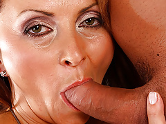 brutal Czech Dogging Facial