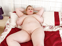 Bbw big-tits British Mature