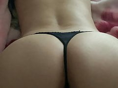 Babe Big Ass Brunette Homemade