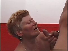 Blowjob Dogging Facial German
