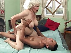 big-tits Granny Mature Mom