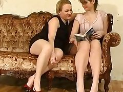 Lesbian Mature Old And Young (18+) Teen (18+)