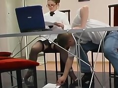 Ass Mature Mom Office