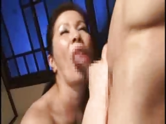 Asian Granny Japanese Mom