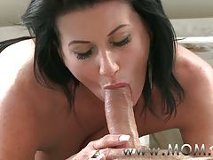 Blowjob Mature Milf Mom