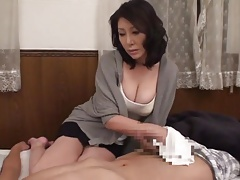 Asian Japanese Mom