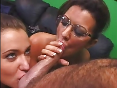 Brunette Ebony Girlfriend Mature
