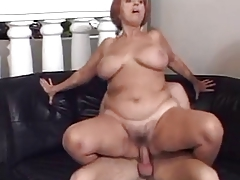 French Granny Mature Mom