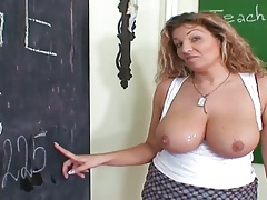 Blonde cute Milf Mom