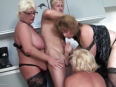 Granny Group Mature Milf