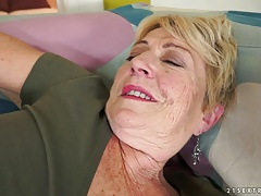 extreme Granny Hairy Mature