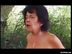 Anal German Granny Mature