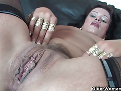 Amateur Bbw Masturbation Mature