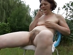 Nudist Hairy Masturbation Mature