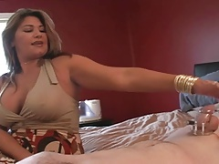 Bdsm big-tits facesitting Milf