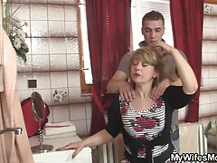 Big Cock Girlfriend Granny Mature
