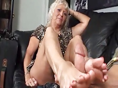 Feet Mature Mom Old And Young (18+)