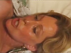 Amateur Blonde French hardcore