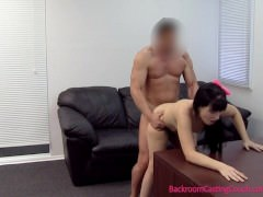 Anal Casting Creampie