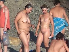 Beach Mature Nudist Outdoor