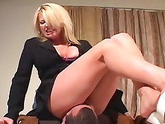 big-tits Blonde facesitting Mature