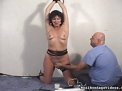 Bdsm Brunette extreme Mature