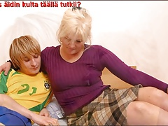 Mature Mom Old And Young (18+) Russian