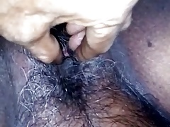 Amateur Hairy Indian Mom