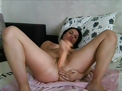 Dildo extreme Mature Mom