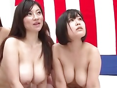 Asian big-tits Hairy Japanese