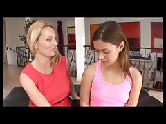 Lesbian Mom Old And Young (18+) Teen (18+)