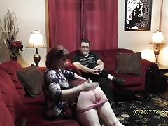 Spanking Bdsm Teen (18+) Mom