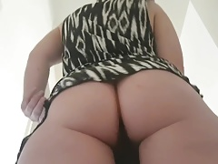 facesitting Hairy Milf Mom